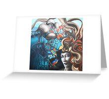 Nautical Jungle Greeting Card