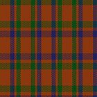 00611 Burt's Highlanders Military Tartan Fabric Print Iphone Case by Detnecs2013