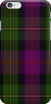 00613 Zangenberg Tartan Fabric Print Iphone Case by Detnecs2013