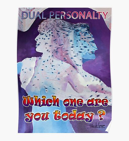 DUAL PERSONALITY Poster