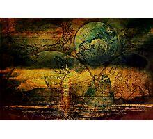 Viking Journeys Photographic Print