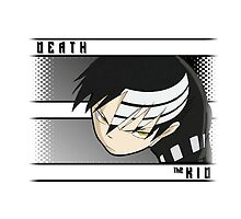 Death The Kid Ipod/Iphone Case by leon3482