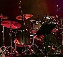 Silent Drum Kit by Chris Hood