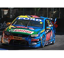 2013 Clipsal 500 Day 2 Top 10 Shoot Out Photographic Print