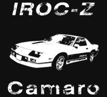 IROC-Z Camaro by Ineedausername