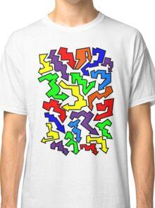 (Arrows) Colourful Classic T-Shirt