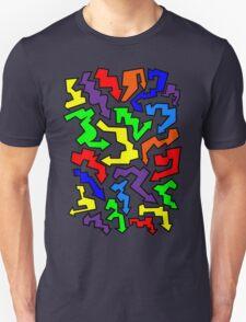 (Arrows) Colourful Unisex T-Shirt