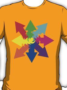 (Arrows) Swirl T-Shirt