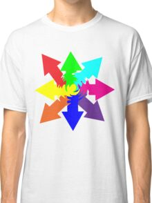 (Arrows) Swirl Classic T-Shirt