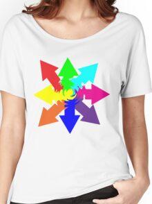 (Arrows) Swirl Women's Relaxed Fit T-Shirt