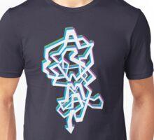 (Arrows) Logo White Unisex T-Shirt