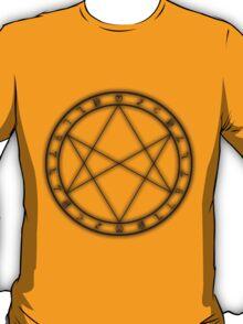 Seal of Orichalcos - Black T-Shirt
