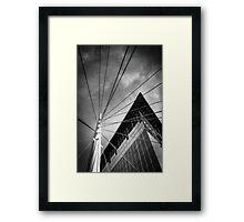 Spire Framed Print