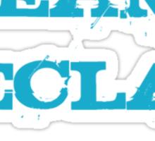 Go Team Declan!! Sticker