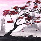 A Tree by lostSHADE