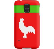 Simply Sriracha Red Samsung Galaxy Case/Skin