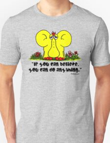 Yellephant Quote T-Shirt