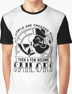 PROUD TO BE SAILOR Graphic T-Shirt