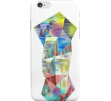 Colored Geometry iPhone Case/Skin