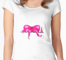 Here comes Tony Harrison Women's Fitted Scoop T-Shirt