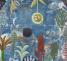 After Paul Klee by Lana Wynne