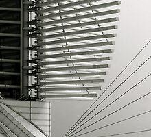 Milwaukee Architecture 5 by Elizabeth Bravo