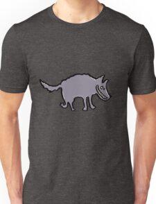 big, bad wolf Unisex T-Shirt
