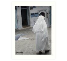 Morocco! Art Print