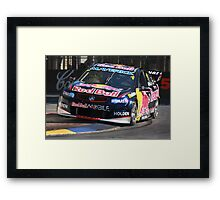 2013 Clipsal 500 Day 2 Top 10 Shoot Out Framed Print