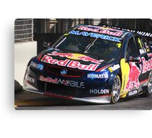 2013 Clipsal 500 Day 2 Top 10 Shoot Out Canvas Print