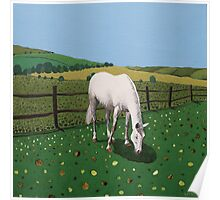 The Horse Poster