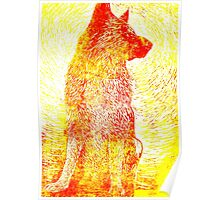 Gentle Jack - Yellow Poster