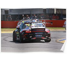 2013 Clipsal 500 Day 2 Carrera Cup Poster