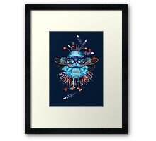 The Bees Knees Framed Print