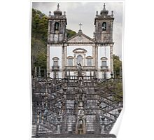 Sanctuario da Nossa Senhora da Peneda, Portugal Poster