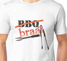 BRAAI BBQ Unisex T-Shirt