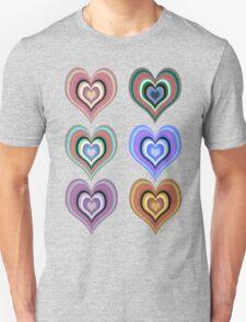 Look Hearts T-Shirt