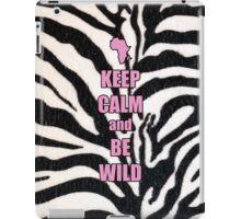 Keep Calm... iPad Case/Skin