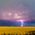Oakey Green Monster - Lightning 7 by Higginsstormcha