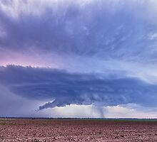 Structured supercell by Higginsstormcha