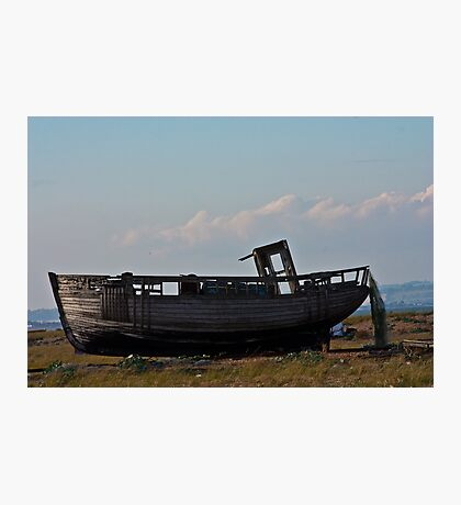 Dungeness Boat Photographic Print