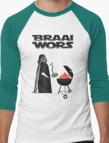 BRAAI WORS Men's Baseball ¾ T-Shirt