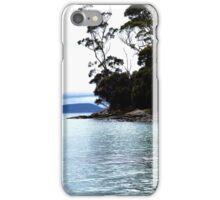 Bruny Blue iPhone Case/Skin