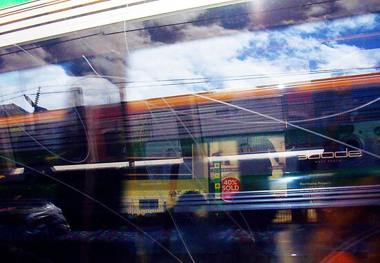 Train 04 03 13 Seven - The Migraine by Robert Phillips