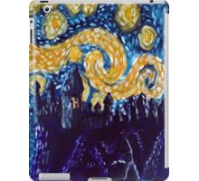 Hogwarts Starry Night iPad Case/Skin