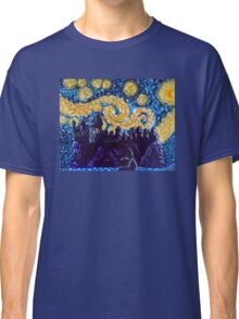 Hogwarts Starry Night Classic T-Shirt