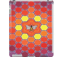 Bee Sacred Geometry iPad Case/Skin