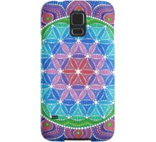 Lotus Flower of Life Samsung Galaxy Case/Skin