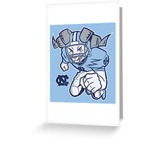 Charging Rameses Greeting Card