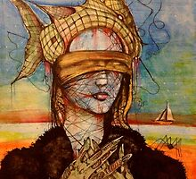 A Poseidon Adventure  by John Dicandia  ( JinnDoW )
